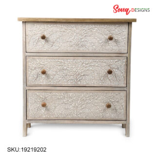 Dresser and Chests